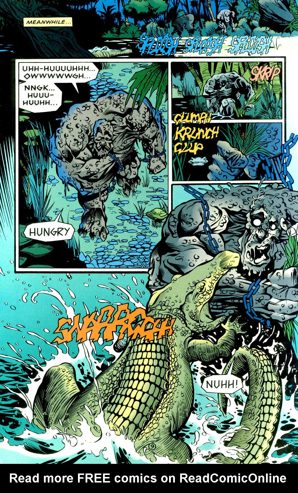 Read online Impulse Plus comic -  Issue # Full - 9