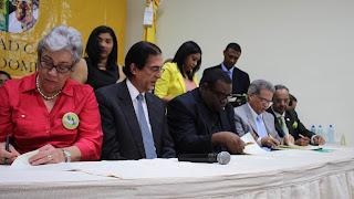 CMD y Gobierno firman acuerdo que incluye mejora salarial y cumplimiento de horarios