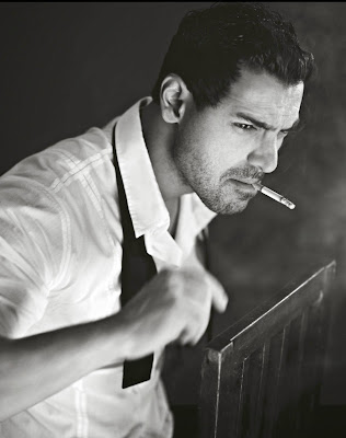 John Smoking Cigar Very Hot HD image