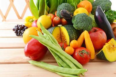 Makanan Bernutrisi Penting Untuk Kesehatan