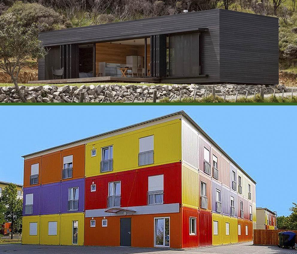 Urbanismos edificios prefabricados modulares para - Casas prefabricadas en zaragoza ...