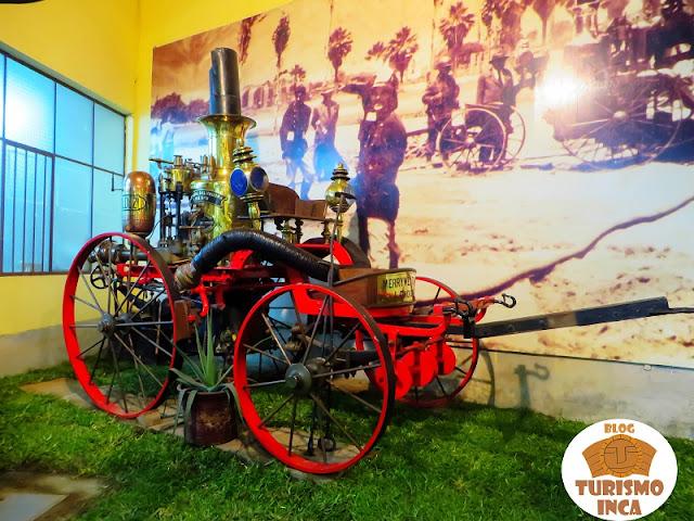 Museo de la Compañía de Bomberos La Salvadora 10