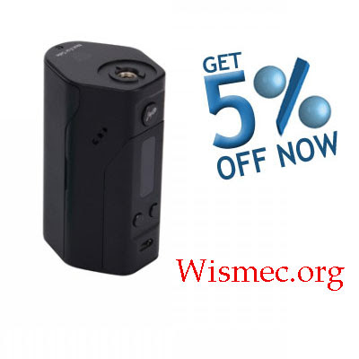 Get Your Wisemc Reuleaux RX200 5% Off !