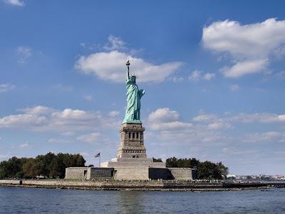 Patung Liberty - Amerika Serikat