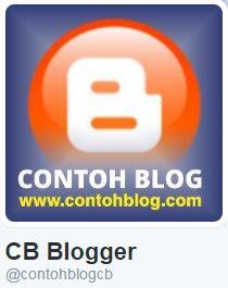 twitter cb blogger