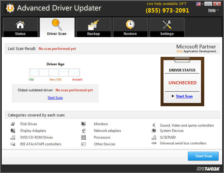 Get Advanced Driver Updater Crack
