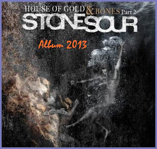 Stone Sour Album House Of Gold And Bones Part 2  cover