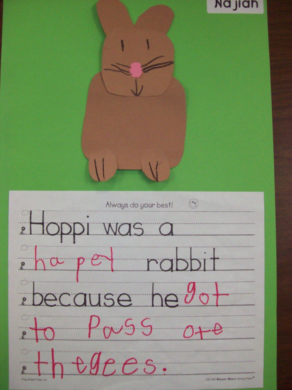 Chalk Talk A Kindergarten Blog A Few Easter Ideas
