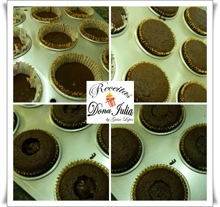 """Cupcake de chocolate"""