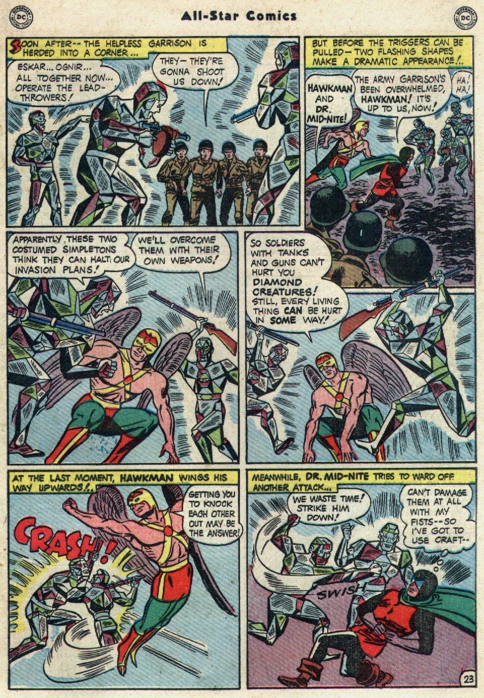 Read online All-Star Comics comic -  Issue #51 - 29