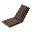 LeeRooy Trendy Brown Wallet for Mens