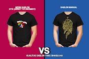 Teknik Print Kaos DTG vs Sablon Manual: Mana yang Lebih Unggul?