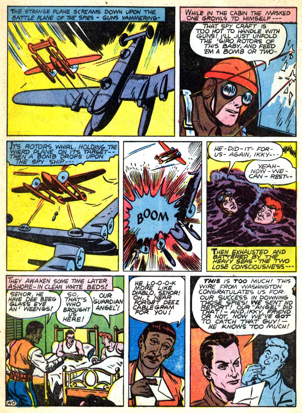 Read online All-American Comics (1939) comic -  Issue #28 - 28