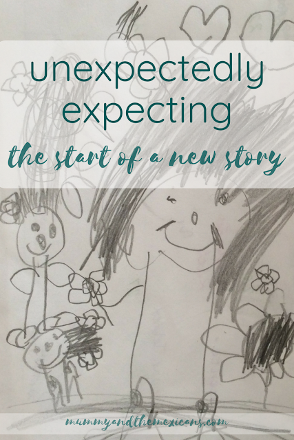 Unexpectedly Expecting - The Start Of A New Story