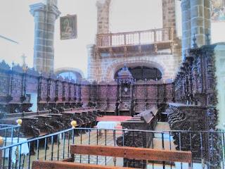 Coro Parroquia de San Miguel Jerez