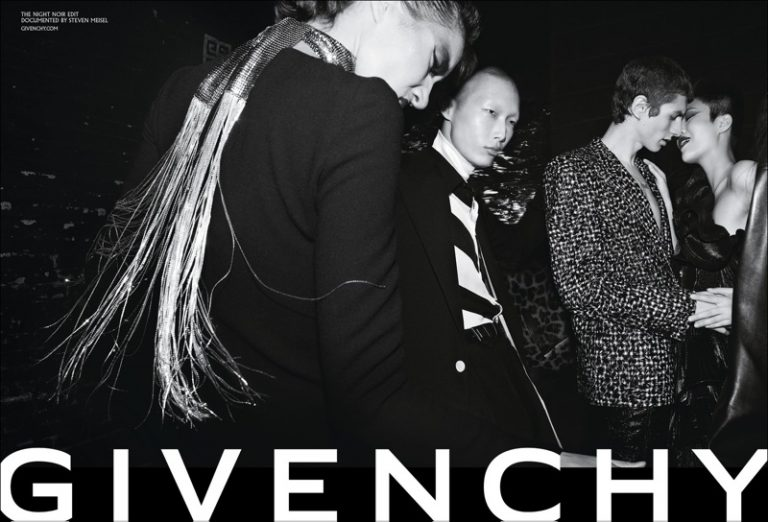 Givenchy Fall/Winter 2018 Campaign