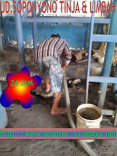 SEDOT WC GENTING SURABAYA BARAT TLP 081217744287