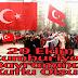 29 Ekim Cumhuriyet Bayramı 2018