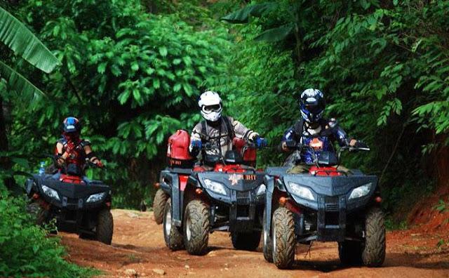 Actividad con Quark en Chiang Mai