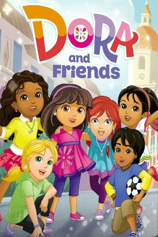 Dora And Friends [2014] [DVD FULL] [Latino]