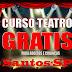 Estão abertas as inscrições para o curso de teatro gratuito que será realizado em Santos pela oficina 'Laboratório de Teatro da Velha Guarda de Artistas'. Veja como participar