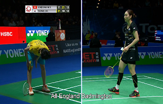 All England Badminton Eutelsat 7A/7B Biss Key 7 March 2019