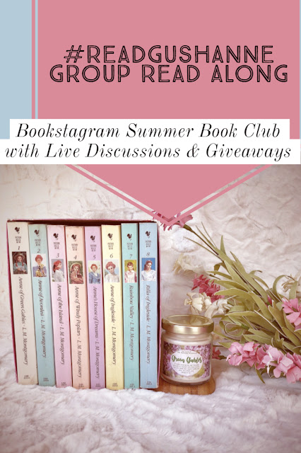 A Bookstagram Group Read Along - Anne of Green Gables & Anne of Avonlea