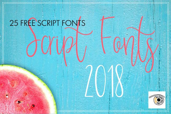 25 Fuentes Script Gratis by Saltaalavista Blog