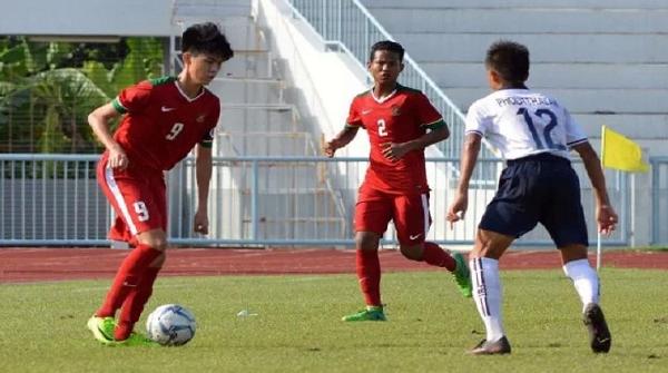 Klub Liga Inggris Tengah Pantau Striker Timnas Indonesia U-16