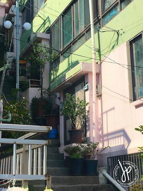Ko Dong-man's apartment_Namil Villa_Hansung Apartment Buildings