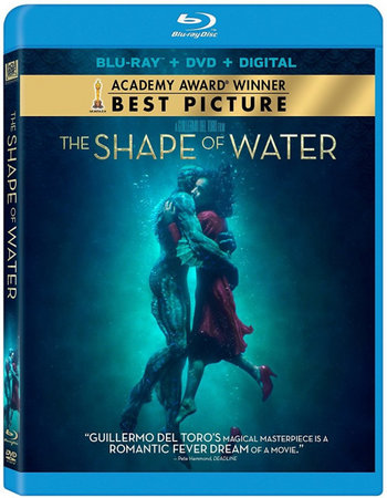The Shape Of Water (2017) Dual Audio Hindi 720p BluRay x264 1GB