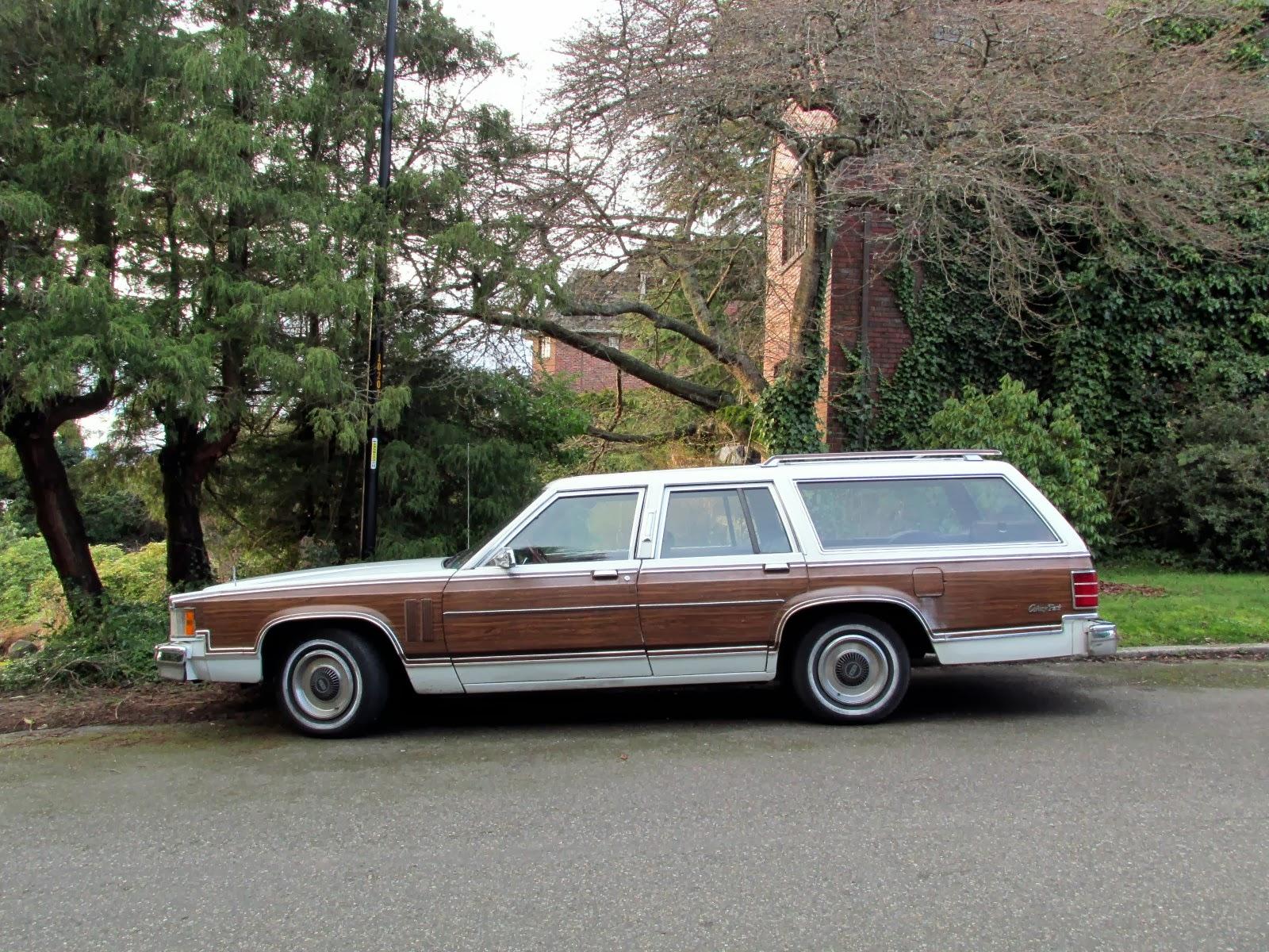 Seattle S Classics 1979 Mercury Grand Marquis Colony Park