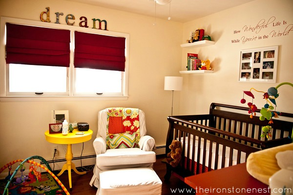 Nursery updates with sources a ballard designs knockoff