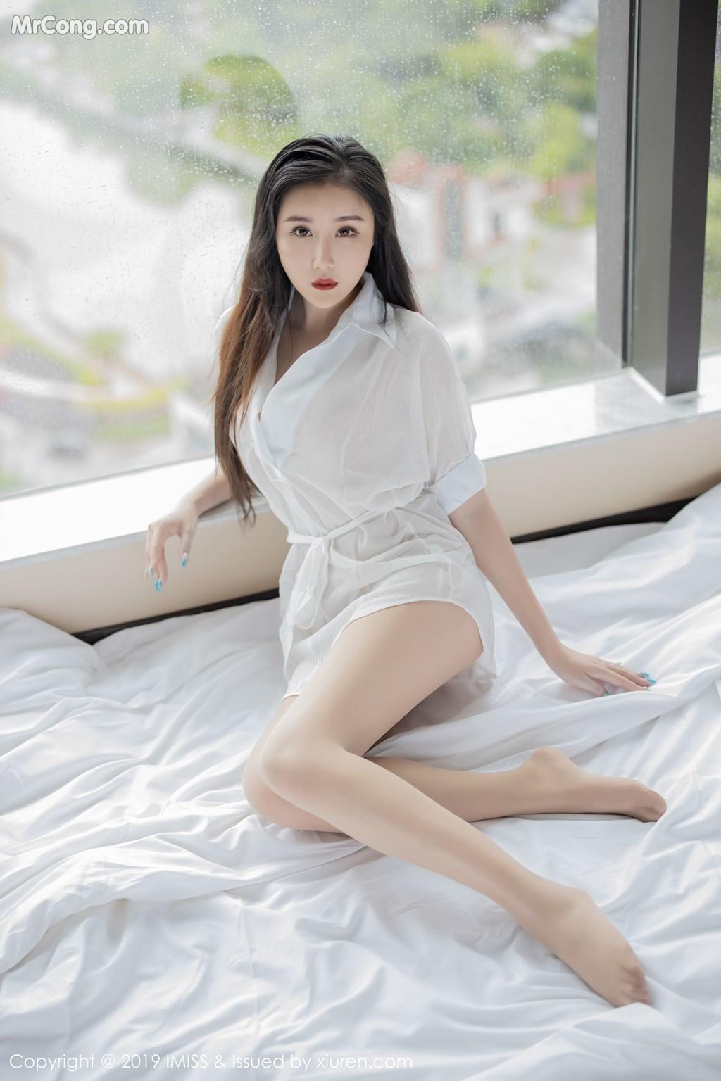 IMISS Vol.380: 张静雅miya (34P)