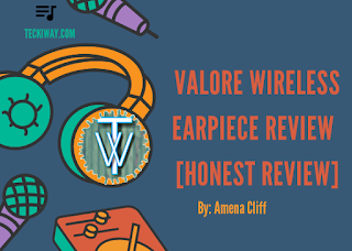 Valore wireless earpiece review