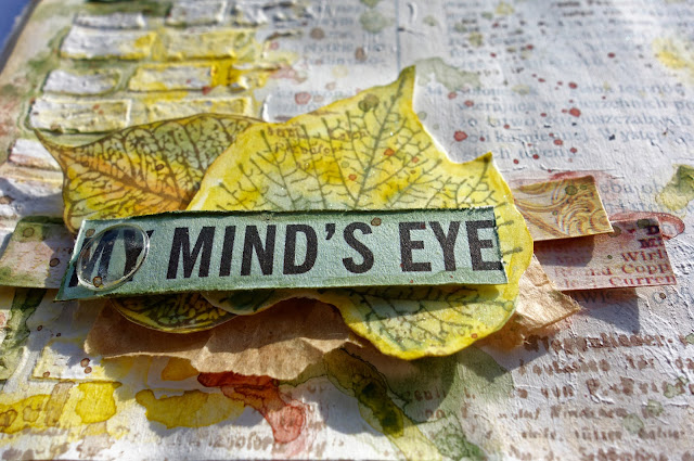 My mind's eye