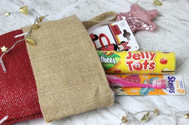 Christmas Stocking Ideas for Toddlers