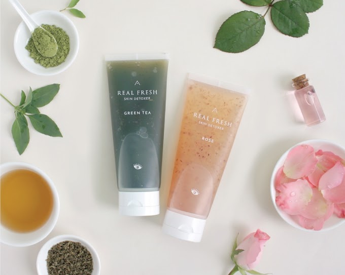 Althea x Get It Beauty Real Fresh Skin Detoxers Collaboration