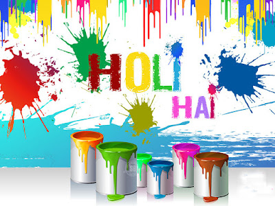 {{Latest}} Happy Holi 2017 HD Wallpapers, Pictures, Images