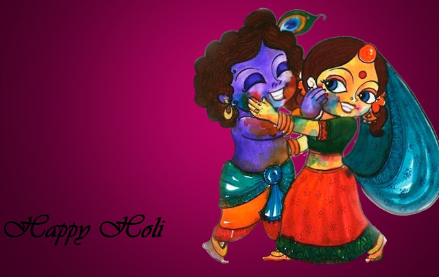 Happy Holi Pictures for Free Download