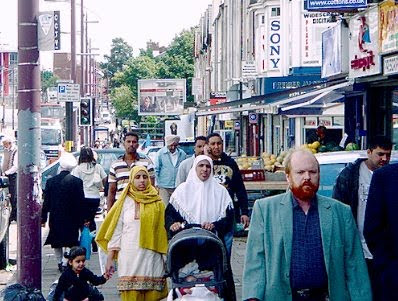 Immigrants in Birmingham