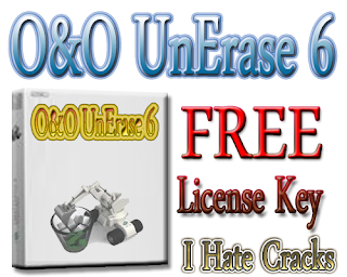 O&O UnErase 6 Fee Download With Legal But Free License Key