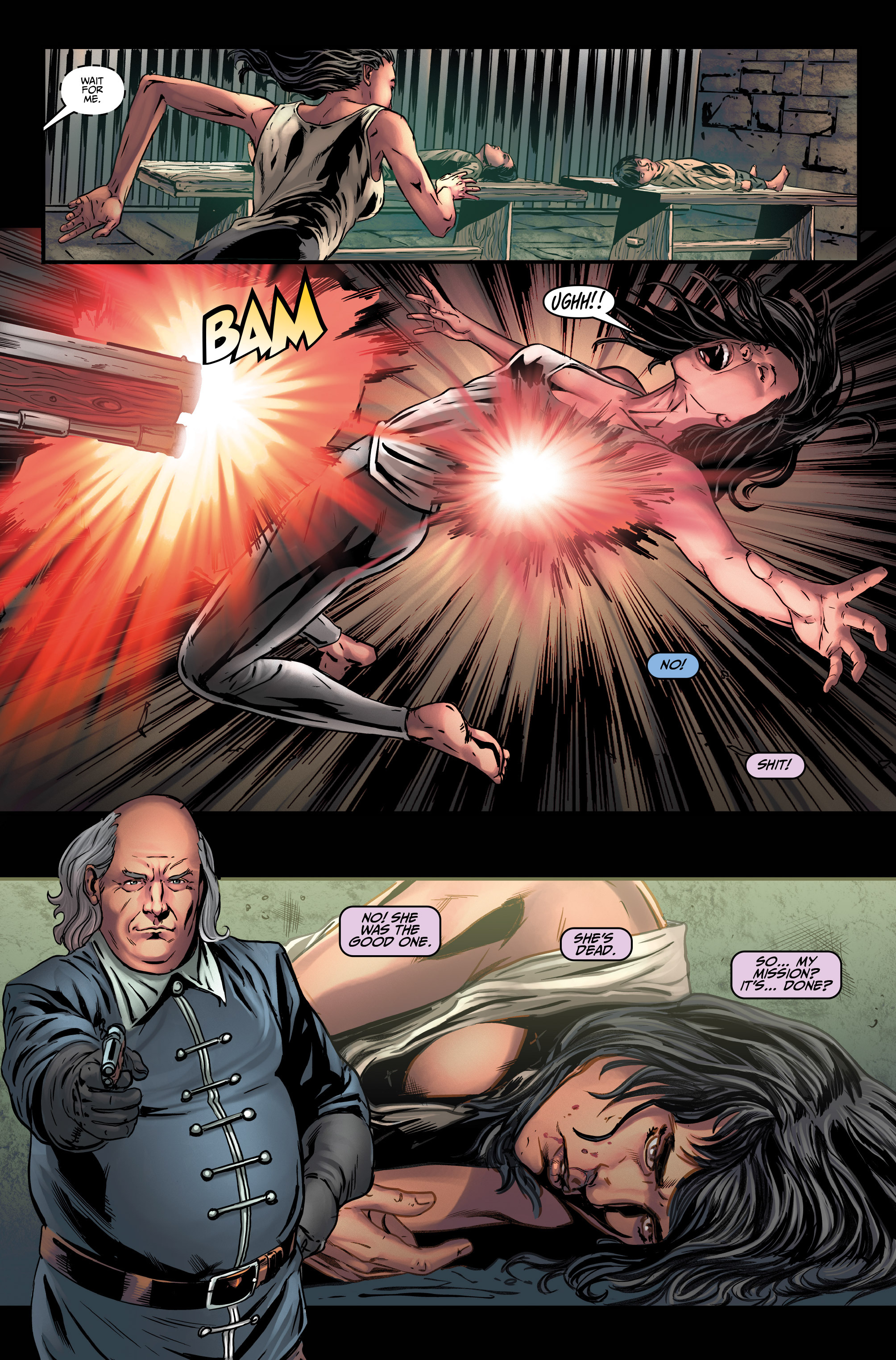 Read online Assassin's Creed (2015) comic -  Issue #4 - 9