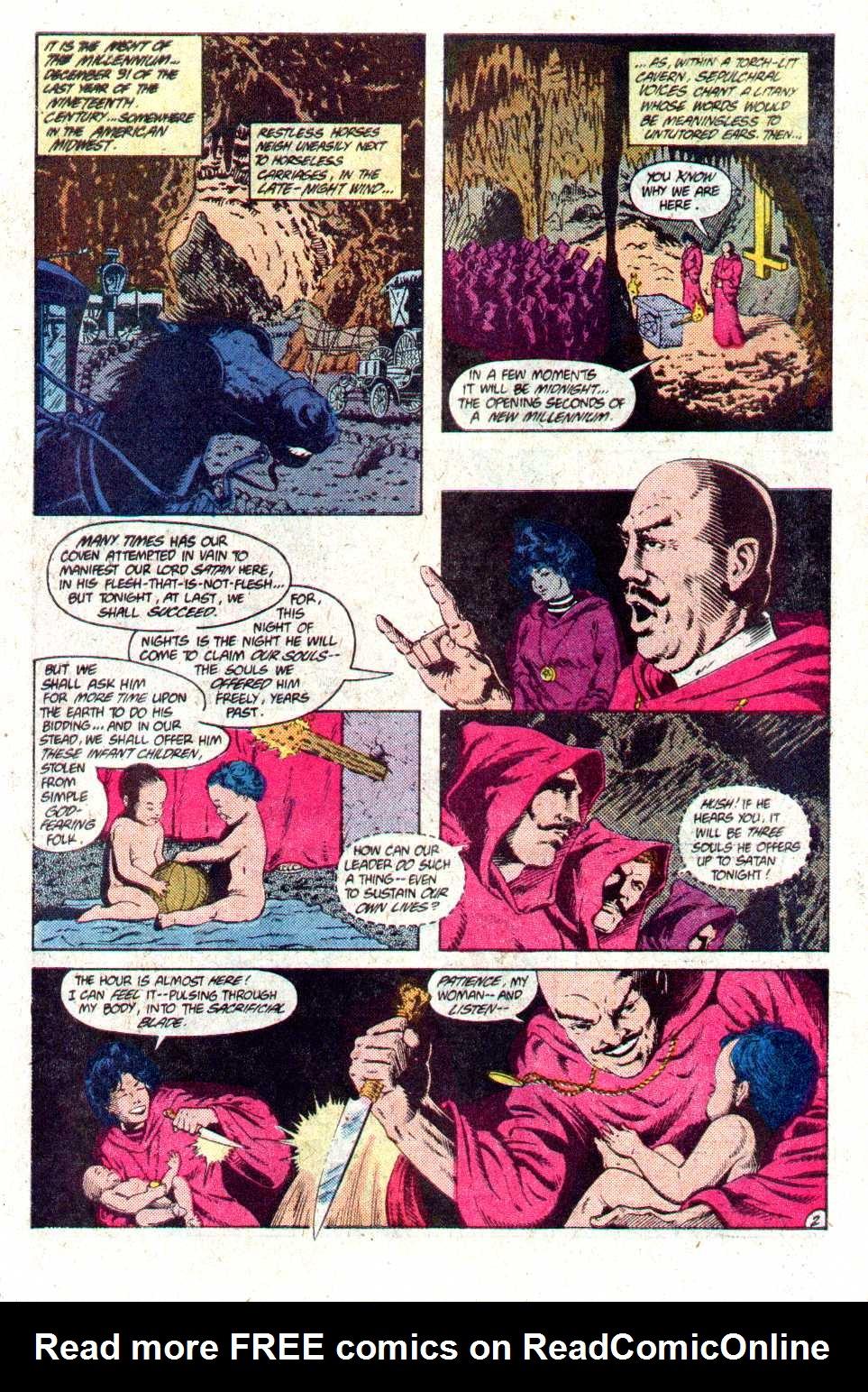 Read online Secret Origins (1986) comic -  Issue #17 - 26