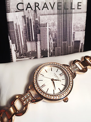 caravelle new york bulova watch ladies watch luxury watch wrist watch mygiftstop mygiftstop.com