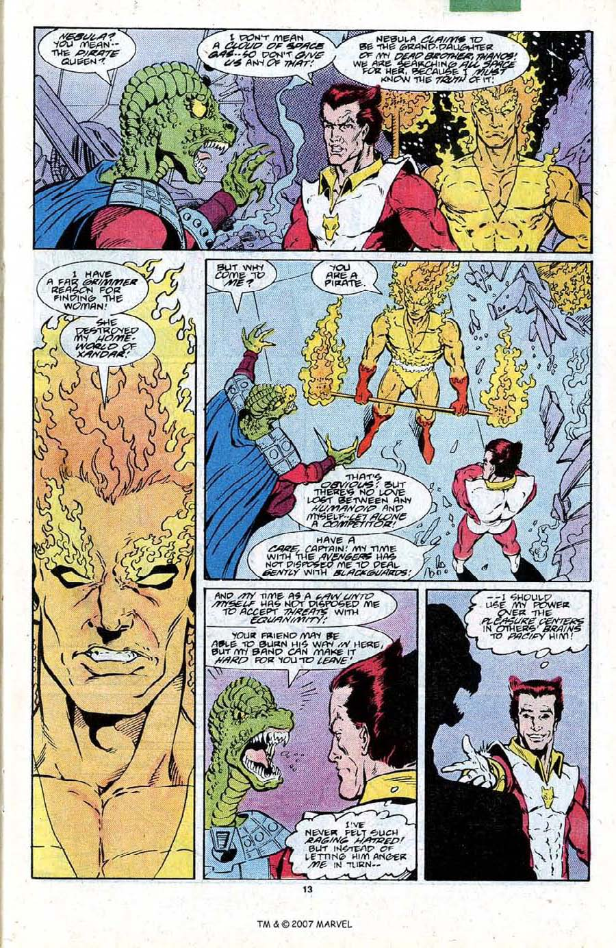 Read online Silver Surfer (1987) comic -  Issue #19 - 15
