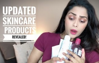 MY SKINCARE PRODUCTS REVEALED