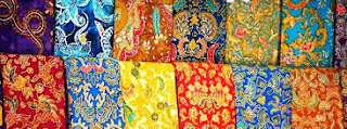 Hand made cloth of Aasam