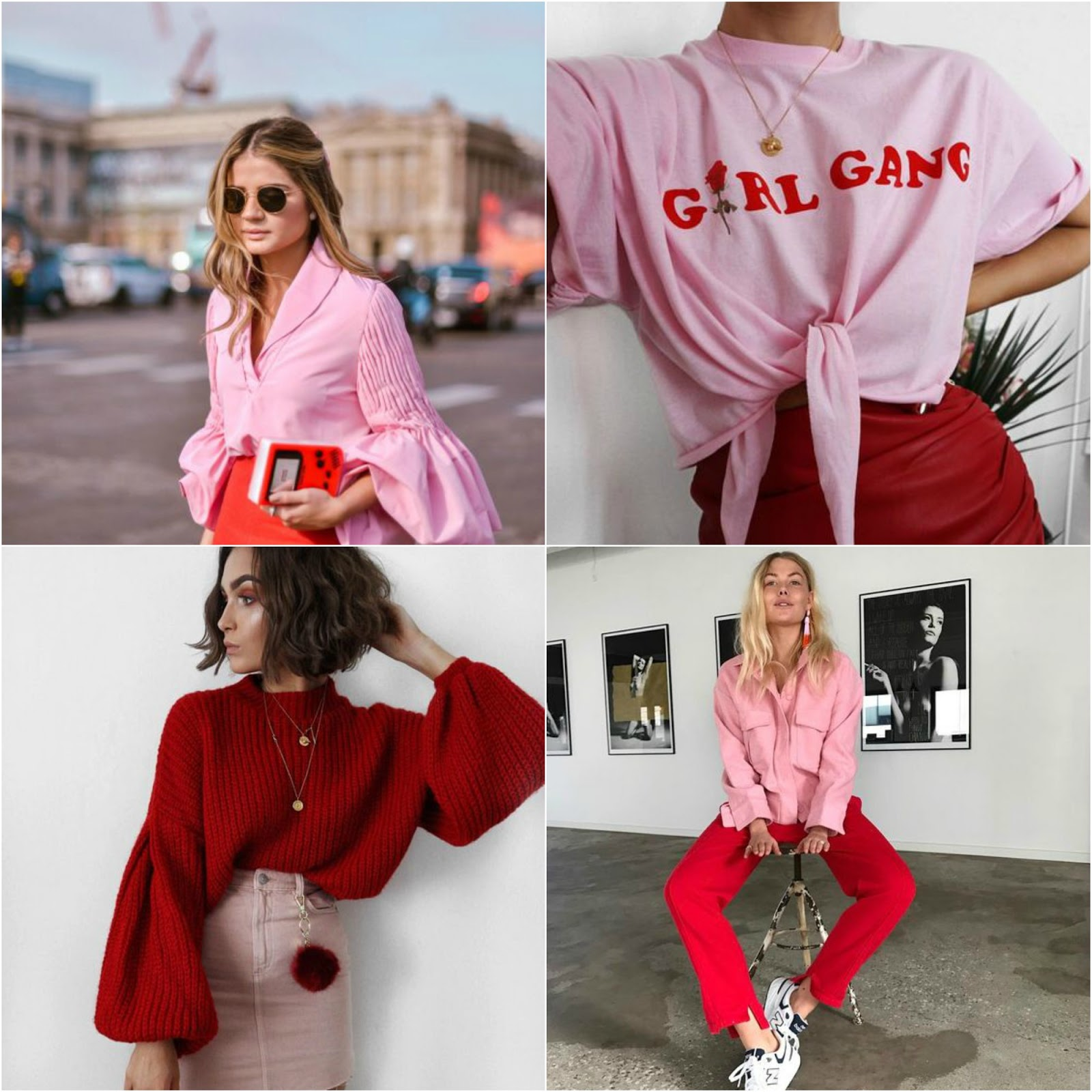 How To Mix Pink and Red