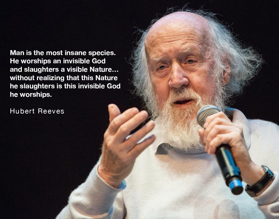 Hubert Reeves. Killing Good